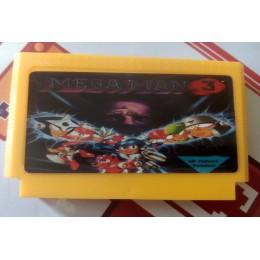 Картридж денди Mega Man 3 (Rockman 3)