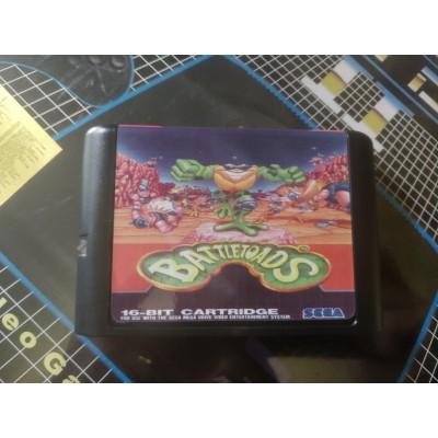 Картридж Sega Battletoads 1
