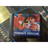 Картридж Сега Street Fighter 2 Turbo