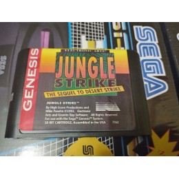 Картридж Сега Jungle Strike