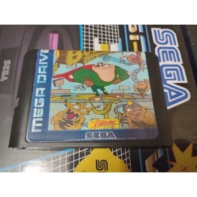 Картридж Sega 16 bit BoogerMan