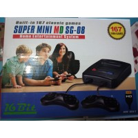Сега Super Mini HD (HDMI, 168 игр)