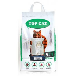 Наполнитель для кошачьего туалета фракция 1,5-2,5 мм (средний)