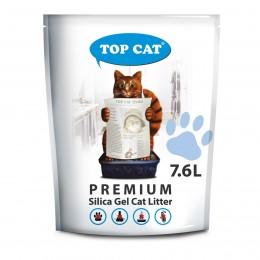 Наполнитель силикагелевый для кошачьего туалета 7,6 л