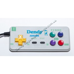 Джойстик Dendy Junior (110 см, 9 пин, сер)