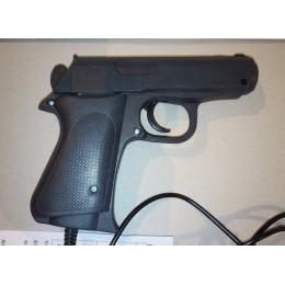 Пистолет Денди (9 pin, черный, 2000 г)