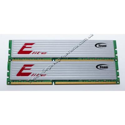 Купить Team Elite DDR3 4Gb 1333 MHz БУ