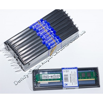 Купить Kingston DDR3 8 Gb 1600 MHz (VKR16N11/8)