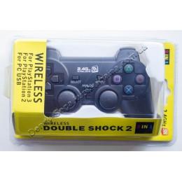 Джойстик беспроводной для ПК, PS2, PS3 711 2,4G