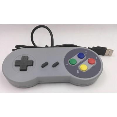 Джойстик SNES (Супер Нинтендо) ЮСБ для компьютера и ноутбука