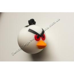 Флешка-подарок Angry Bird 8 Гб (белая)