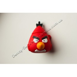 Флешка-подарок Angry Bird 8 Гб (красная)