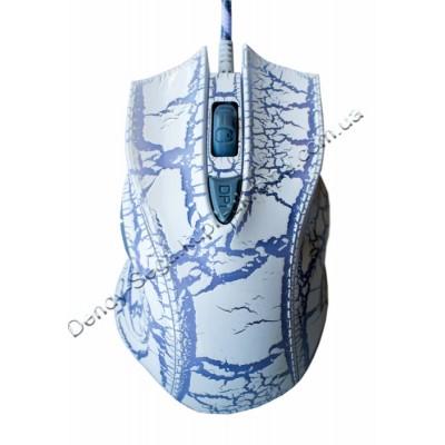 Мышь компьютерная игровая Мраморка купить недорого по низкой цене