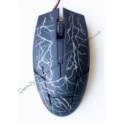 Мышь компьютерная игровая Паутинка купить недорого по низкой цене