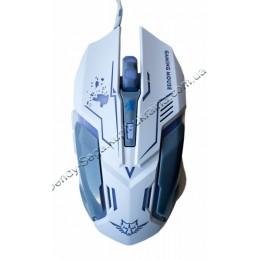 Мышь проводная игровая X-15