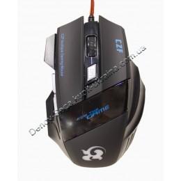 Мышь проводная игровая T60