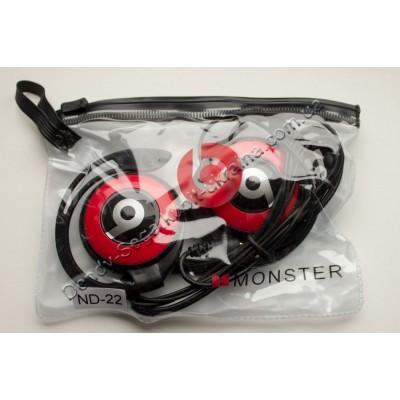 Наушники Monster Beats ND-22 купить недорого по низкой цене