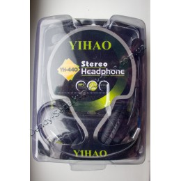 Наушники с микрофоном Yihao YH-440