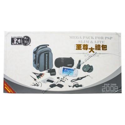 Набор аксессуаров для PSP Slim & Lite (15 в 1)