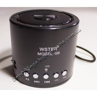 Портативная колонка для телефона WS-Q9 (WS-8А)