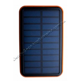 Power Bank Solar EK-5 с фонариком  (16800 мАч)