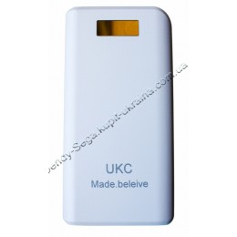 Power Bank UKC с дисплеем (30800 мАч)
