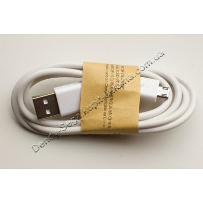 Кабель USB/microUSB толстый