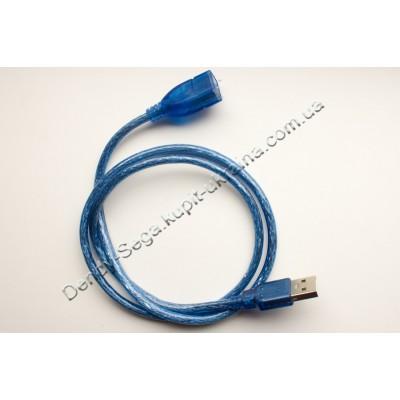 Кабель USB AM/AF (папа/мама) купить недорого по низкой цене