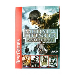 Диск PS-2 (4 в 1) Medal of Honor Антология