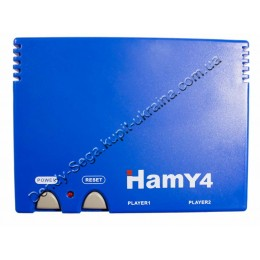 Hamy-4 (350 игр Денди + Сега + SD + USB!) хеми 4