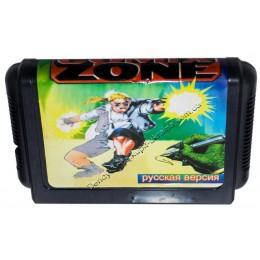 Картридж Сега Comix Zone (Комикс Зона)