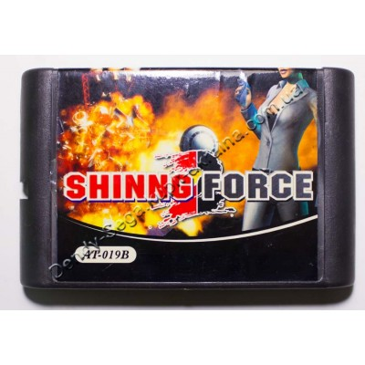 Картридж Sega Mega Drive 16 bit Shininng Force 2
