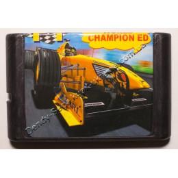Картридж Сега F1 World Champion