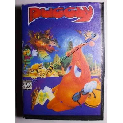 Картридж Sega Mega Drive 16 bit Puggay (в коробке)