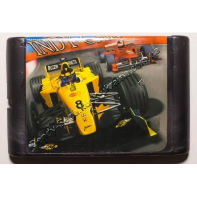 Картридж Sega Mega Drive 16 bit Indy Car