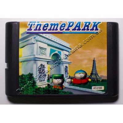 Картридж Sega Mega Drive 16 bit Theme Park