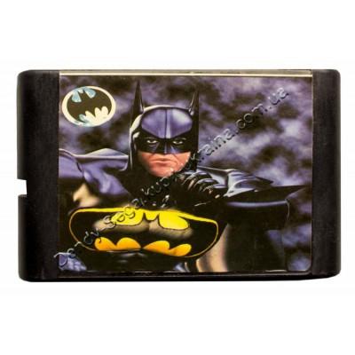 Картридж Sega 16 bit Batman (Бетмен)