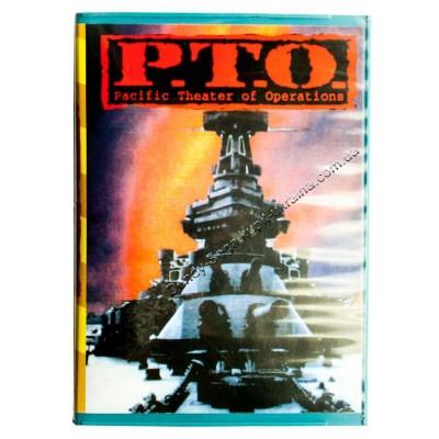 Картридж Sega 16 bit PTO: Pacific Theater of Operations