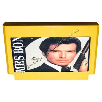 Картридж Dendy 8 bit James Bond 007