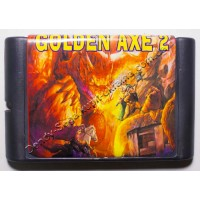 Картридж Сега Golden Axe