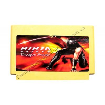 Картридж Dendy 8 bit Ninja Gaiden Ryuukenden-2