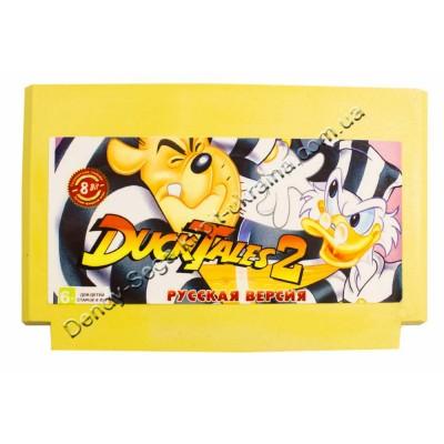 Картридж Dendy 8 bit Duck Tales-2 (Утиные Истории-2)