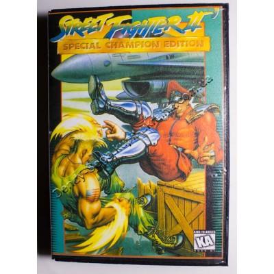 Картридж Sega Mega Drive 16 bit Street Fighter 2 (в коробке)