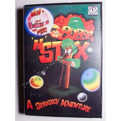 Картридж Sega Mega Drive 16 bit Bubban Stix (вкоробке)