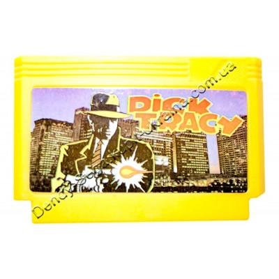 Картридж Dendy 8 bit Дик Трейси (Dick Tracy)