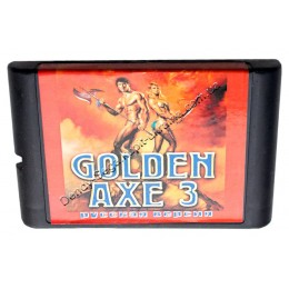 Картридж Сега Golden Axe 3 (Голден Экс 3)