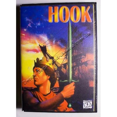 Картридж Sega Mega Drive 16 bit Hook - Капитан Крюк (в коробке)