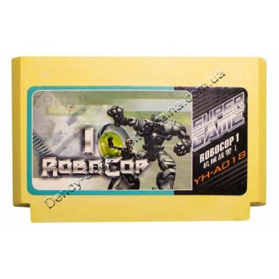 Картридж Dendy 8 bit Robocop (Робокоп)