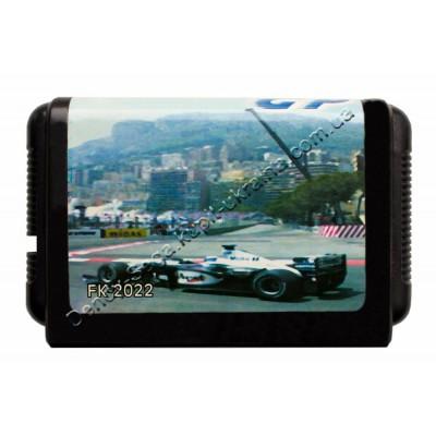 Картридж Sega 16 bit Super Monaco GP (Супер Монако ЖТ)
