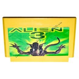 Картридж денди Alien 3